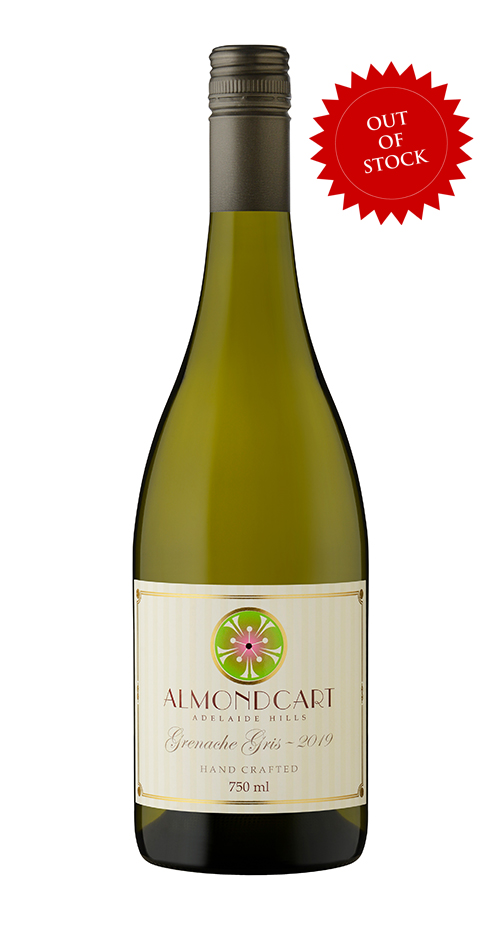 almondcart wones Adelaide Hills winery grenachegris
